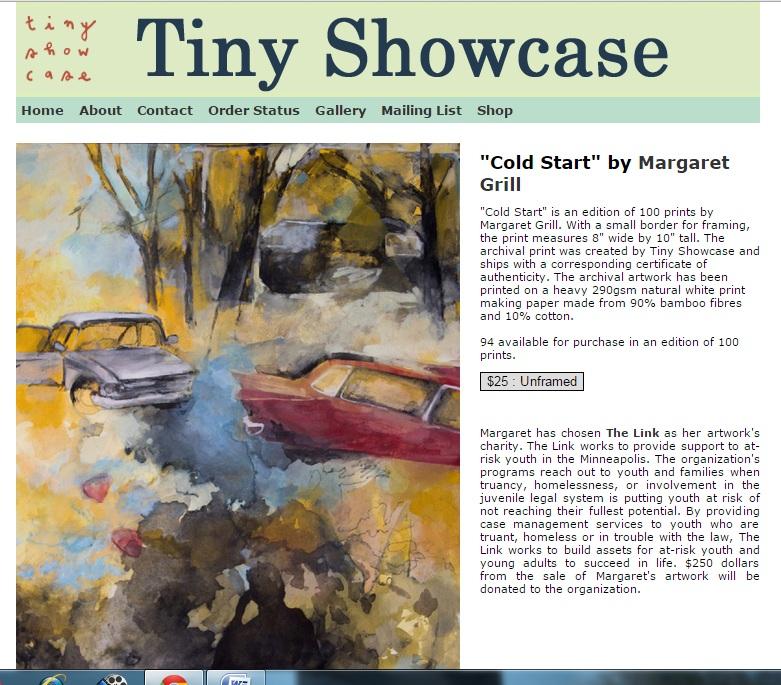9. Tiny Showcase