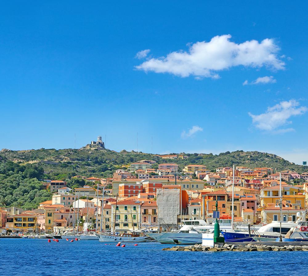 La Maddalena, Northern Sardinia