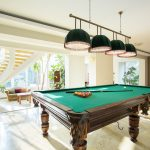 40 Classic Billiard Room Ideas For The Home