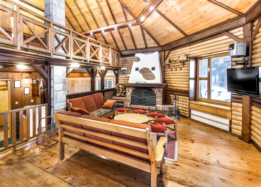 Alpine interior