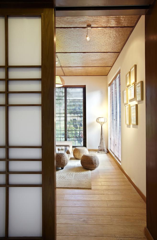 Japanese style lounge