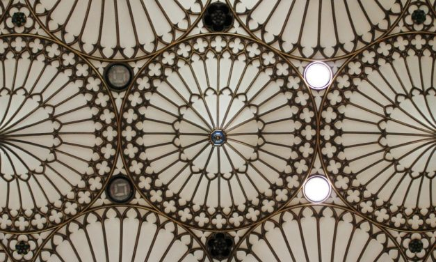 22 Reasons To Look Up: Breathtaking Vaults And Ceilings